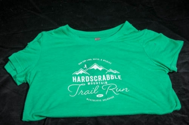 2017 Hardscrabble Run T-shirt