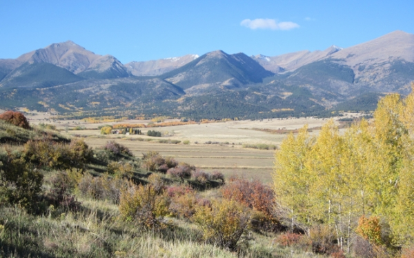 Texas Creek Ranch, Wet Mountain Valley Colorado