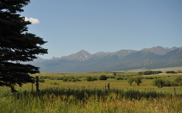 M66 Ranch outside Westcliffe, CO